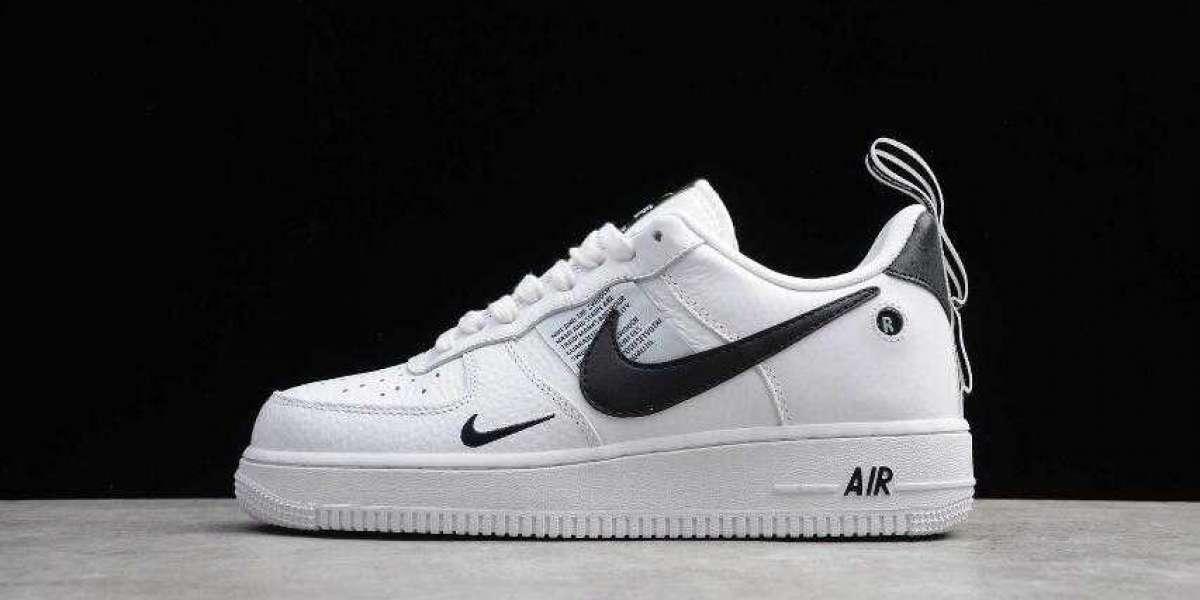 2020 Nike Air Force 1 07 LV8 Utility White for Cheap Sale