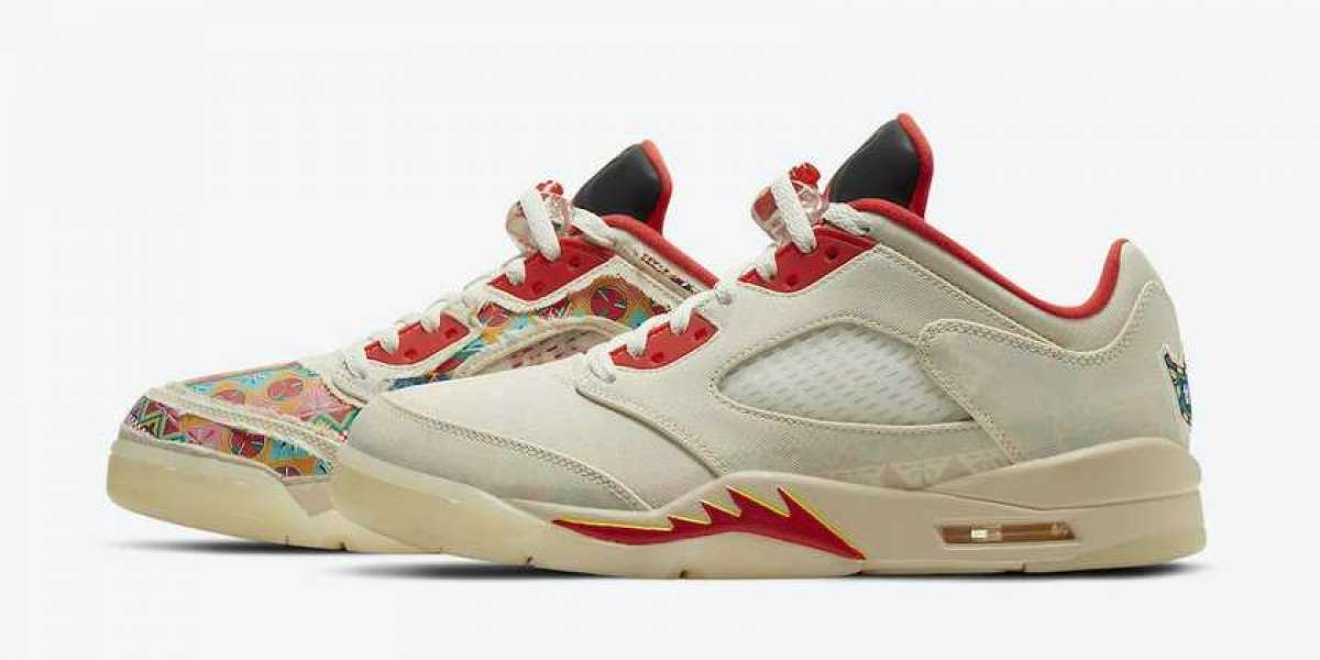 """Are You Planning To Buy Air Jordan 5 Low """"CNY"""" Sneaker DD2240-100 ?"""