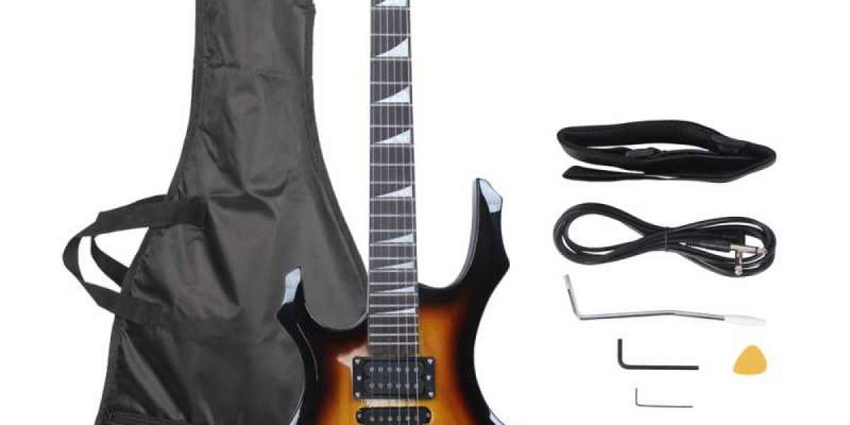 The best choice for guitars