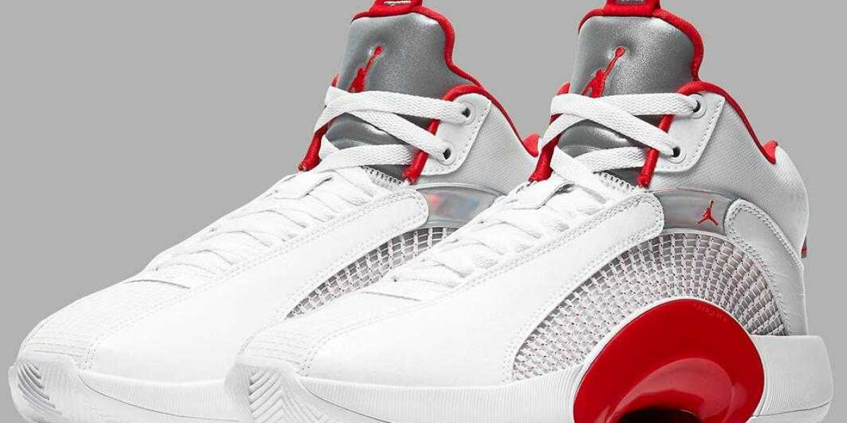 New Air Jordan 35 Fire Red Will Release Without Icy Soles