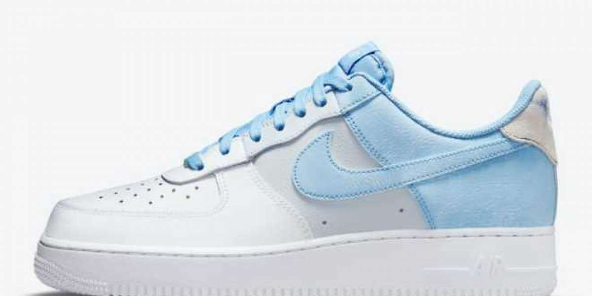 Air Force 1 Low Psychic Blue Will be Released soon