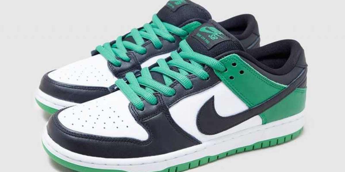Nike SB Dunk Low Classic Green 2021 New Arrival BQ6817-302