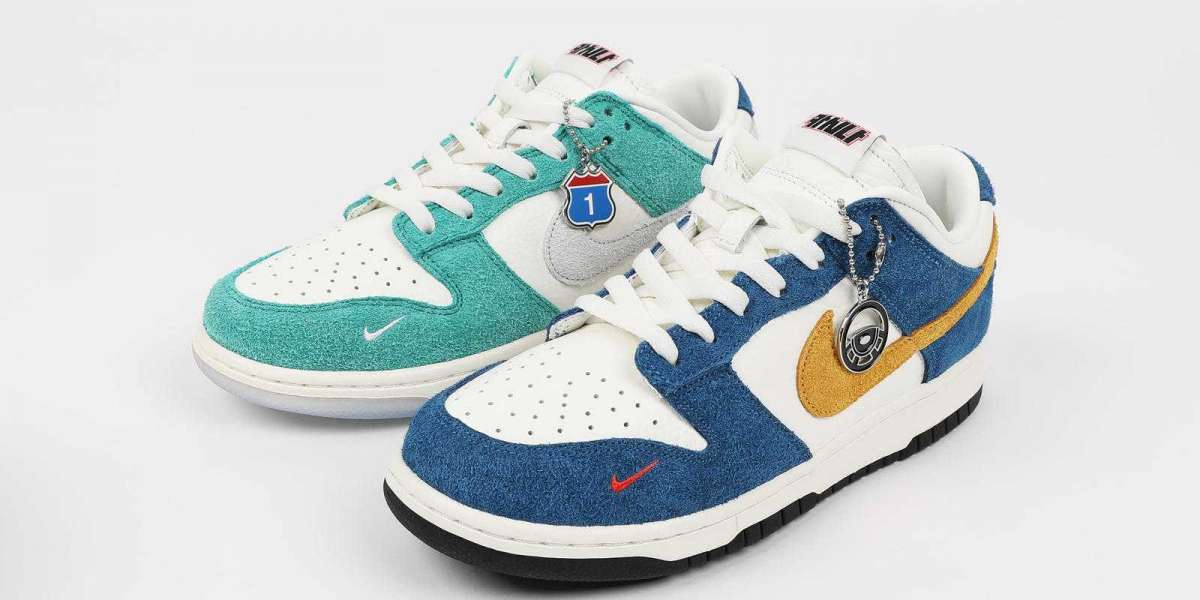 Best Look Yet at the Nike x Dunk Kasina Low Skateboard Shoes