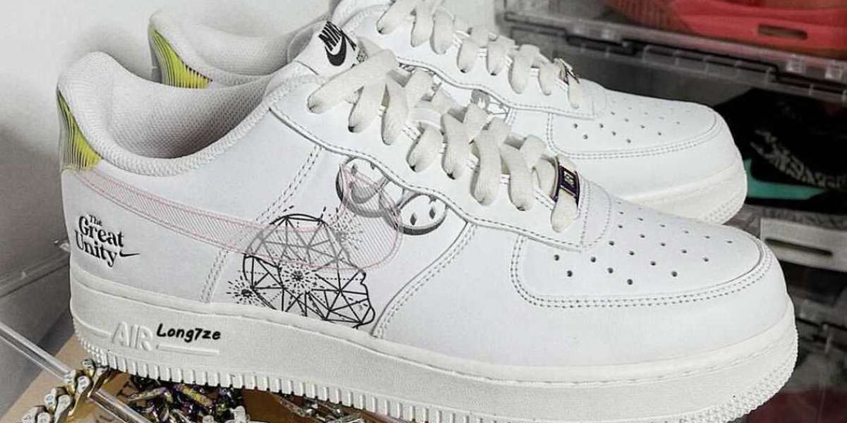 """2021 Nike Air Force 1 Low """"The Great Unity"""" will be released soon"""