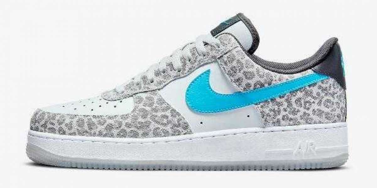 New Arriving DJ6192-001 Nike Air Force 1 Low Leopard On Sale
