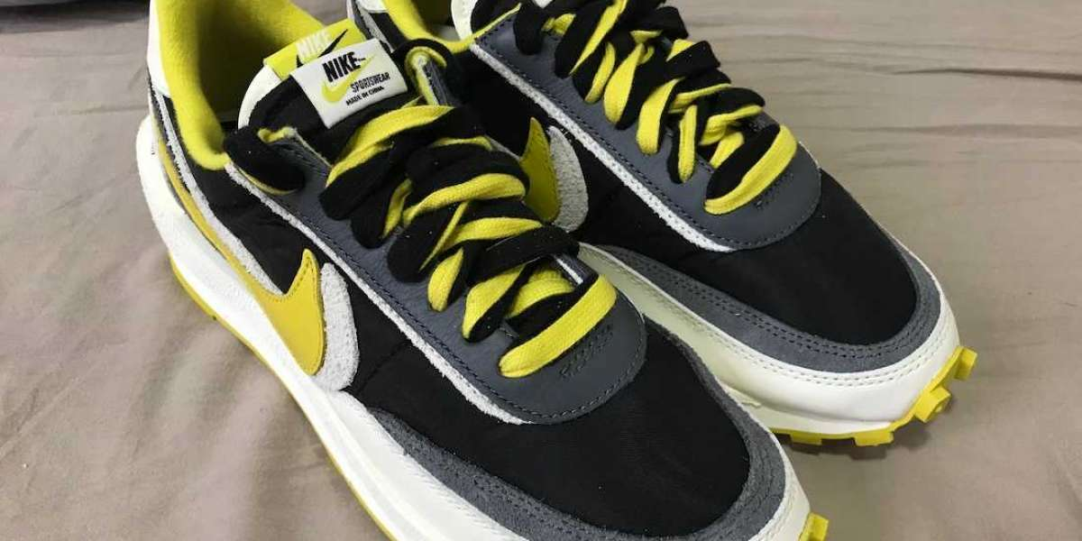 DJ4877-001 Undercover x Sacai x Nike LDWaffle Running Shoes