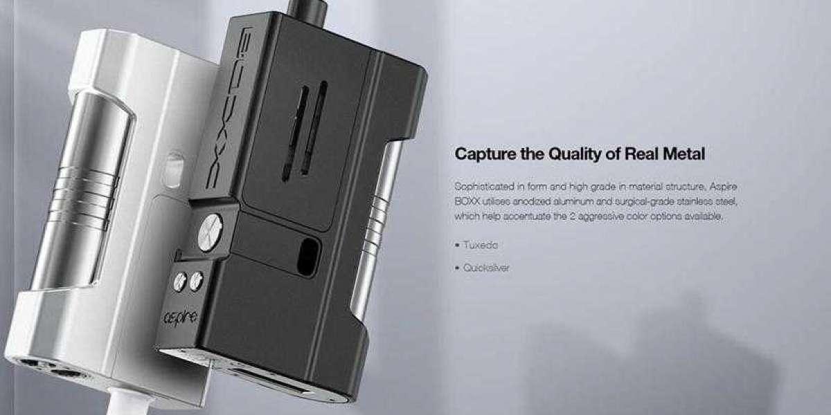 Vergleich der elektronischen Zigarette der Marke Aspirepin 60w!