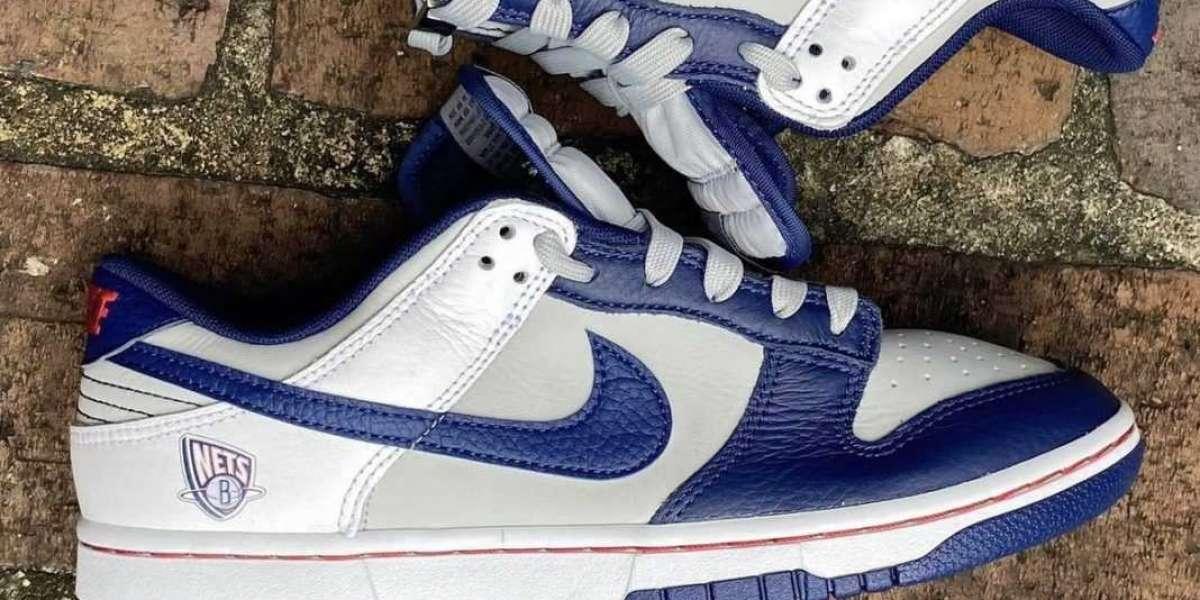 "DD3363-100 NBA x Nike Dunk Low EMB ""Chicago"" Skateboard Shoes"