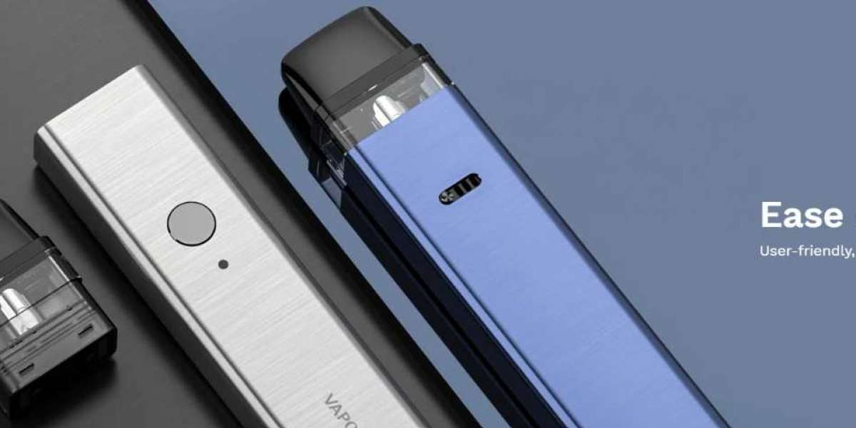 You can choose from a variety of e-cigarettes!