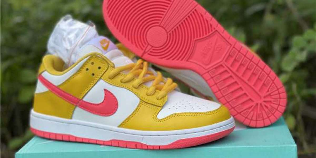 Nike Dunk Low Samba best for this Autumn