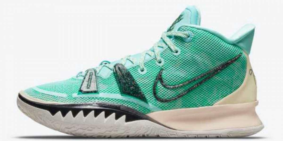 Pre Order 2021 Nike Kyrie 7 Copa CQ9326-402