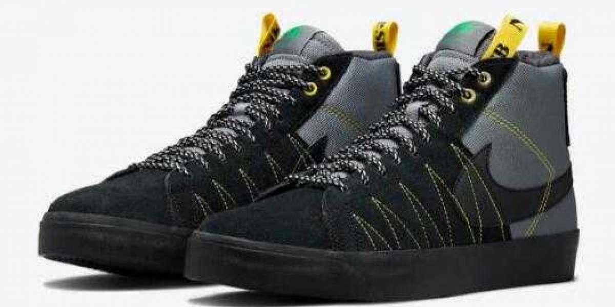 Nike SB Blazer Mid Premium Acclimate Pack Releasing Soon