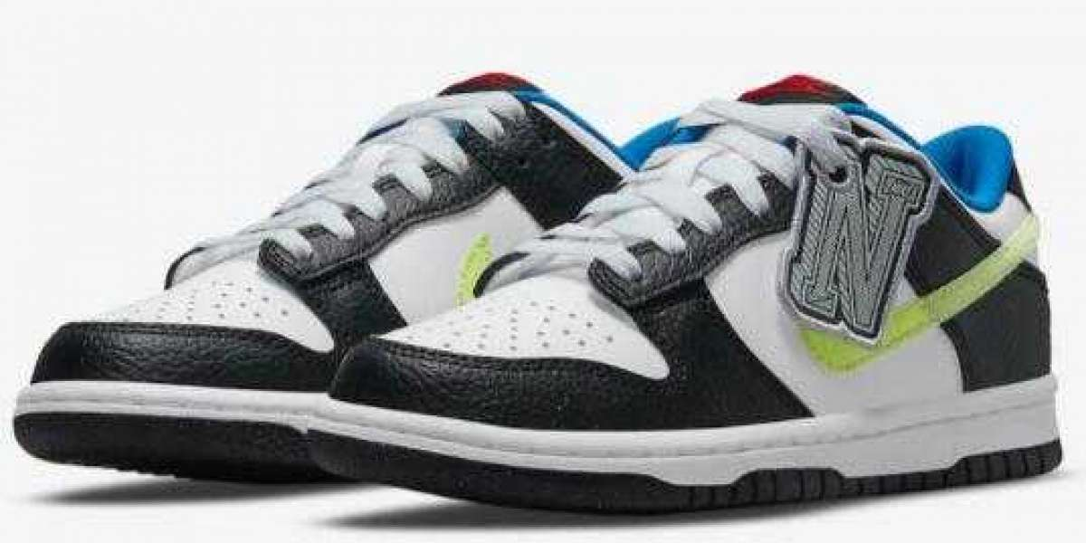 Latest Kids Nike Dunk Low Releasing With Giant Hangtags